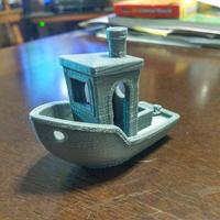 Small #3DBenchy - The jolly 3D printing torture-test 3D Printing 7677