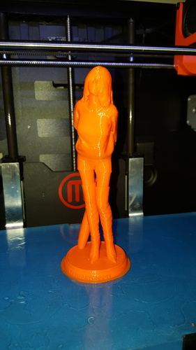 Never call me 'babe' 3D Print 7724