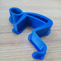 Small Phone holder Phone stand 3D Printing 7795