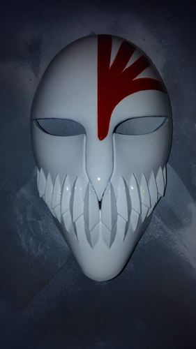 Bleach Mask 3D Print 7861