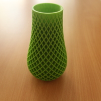 Small Spiral Vase 3D Printing 797