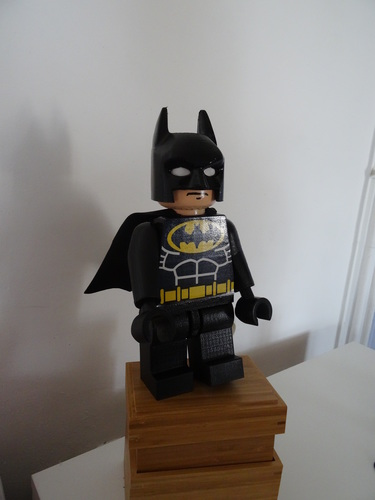 Giant Lego Batman 3D Print 8035