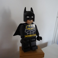 Small Giant Lego Batman 3D Printing 8035