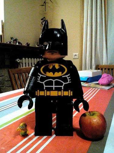 Giant Lego Batman 3D Print 8037