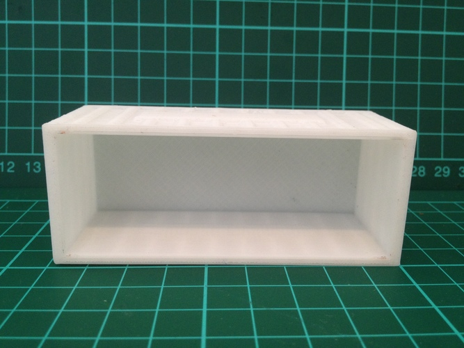 Shipping Containers - Modular Storage 3D Print 8043