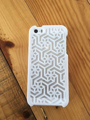 iPhone 5/5S/SE case - LOTO 3D Print 8067