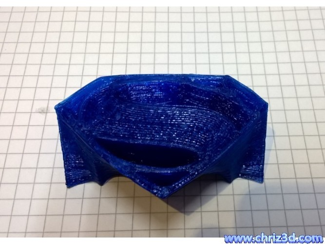 Batman vs. Superman - choose your side 3D Print 8173