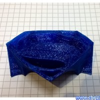 Small Batman vs. Superman - choose your side 3D Printing 8173