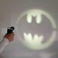 Small Clip-On Pocket Bat-Signal! 3D Printing 8240