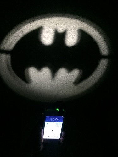 Clip-On Pocket Bat-Signal! 3D Print 8241