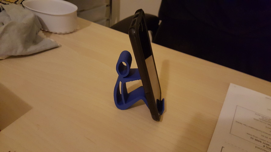 Phone holder Phone stand 3D Print 8330