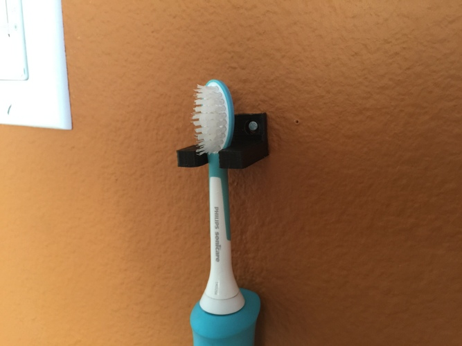 Universal Tooth Brush Holder 3D Print 8387
