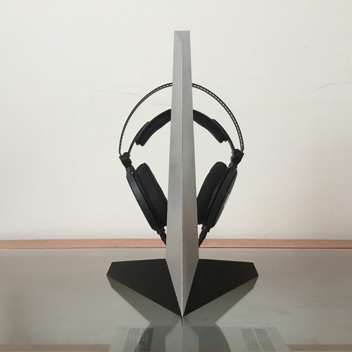 Tantō Headphone Stand 3D Print 8474