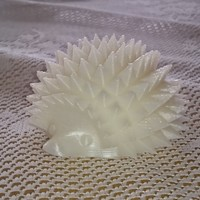 Small Hedgehog Forte 3D Printing 8501