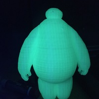 Small BIG HERO 6 - BAYMAX 3D Printing 8524