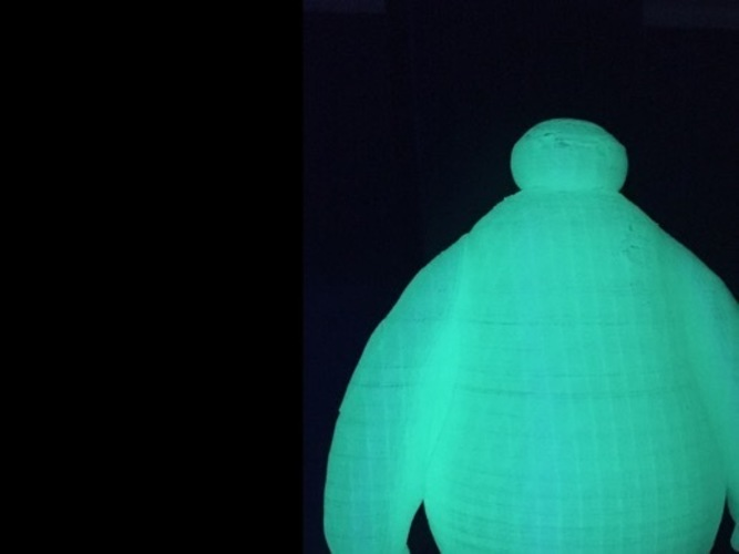 BIG HERO 6 - BAYMAX 3D Print 8526