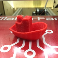 Small Toy Boat 3D Printing 8538