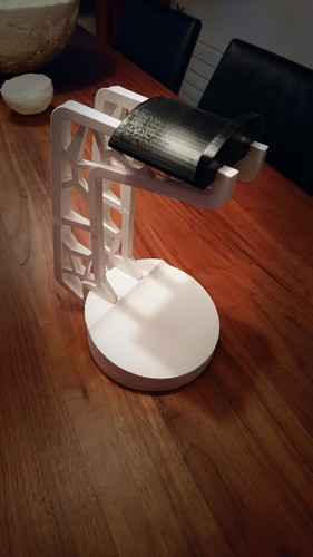 Headphone Stand 3D Print 8594