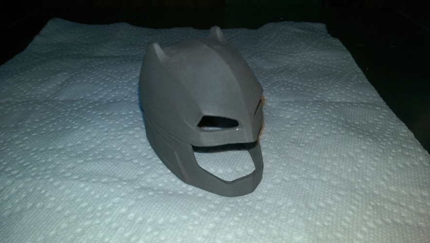 Batman vs Superman- Helmet 3D Print 8596