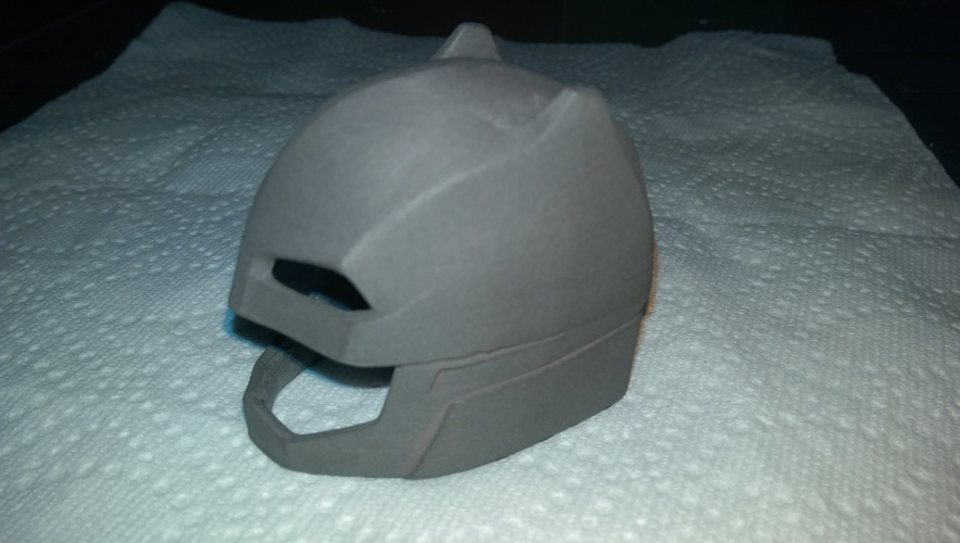 Batman vs Superman- Helmet 3D Print 8597