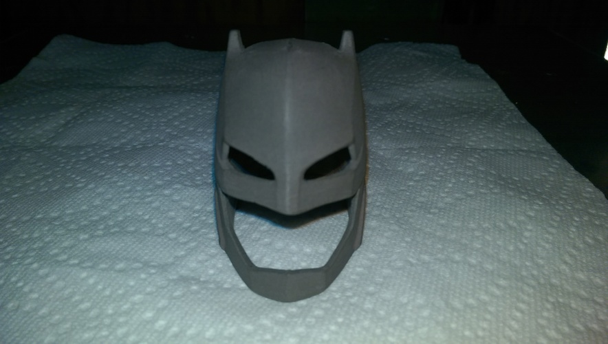 Batman vs Superman- Helmet 3D Print 8598