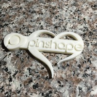 Small Pinshape loves you! 3D Printing 8649