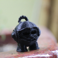 Small Marvin Advanced 3D Printing 8756