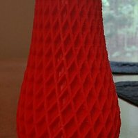 Small Spiral Vase 3D Printing 8884