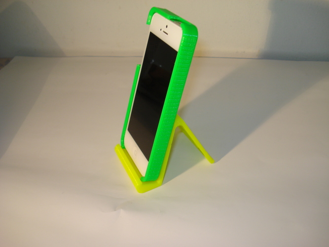 iPhone and iPad stand-REV. 2 3D Print 9026