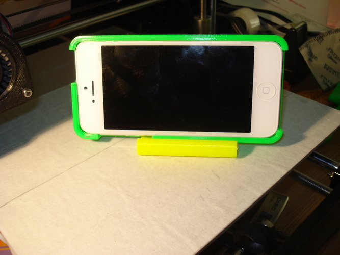 iPhone and iPad stand-REV. 2 3D Print 9028