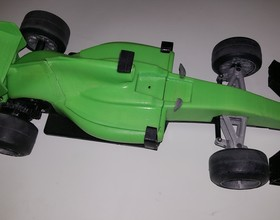 3D Printed OpenR/C Formula 1 car by DanielNoree | Pinshape