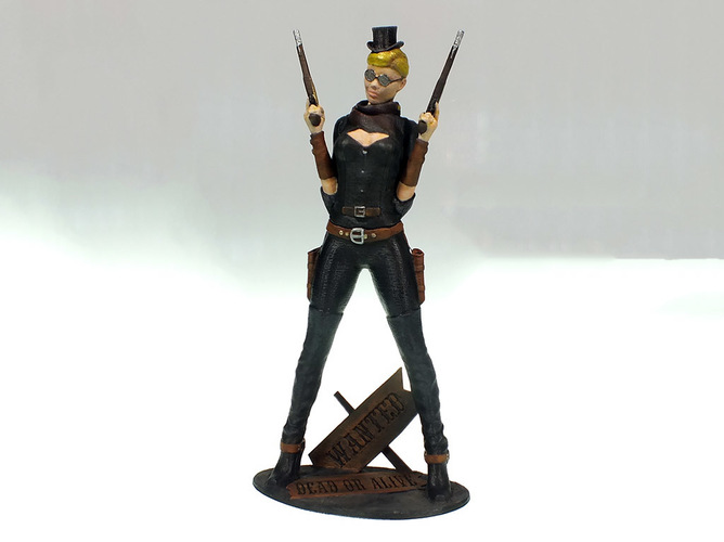 Countess Zorana - fullsize 3D Print 9266
