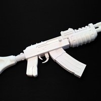 Small AK47 from Rust 3D Printing 9282