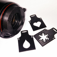 Small Bokeh kit (52mm lens) 3D Printing 9328