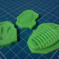 Small Dino-Hunt 3D Printing 937