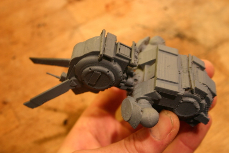 Chappie.. someone make the arms and legs to fit?? 3D Print 9370