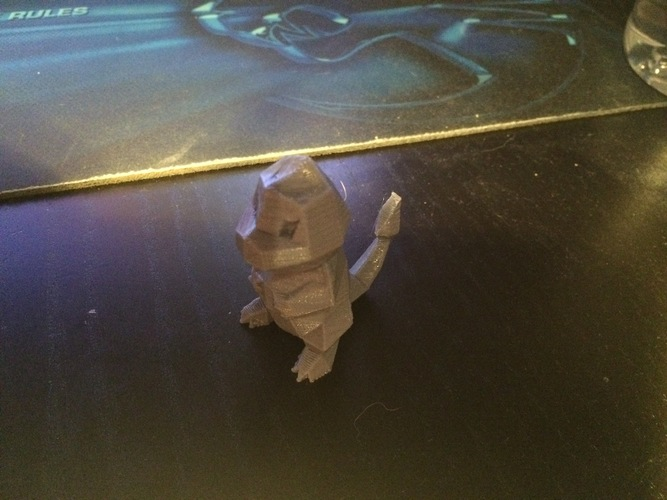 Low Poly Pokemon  3D Print 9394
