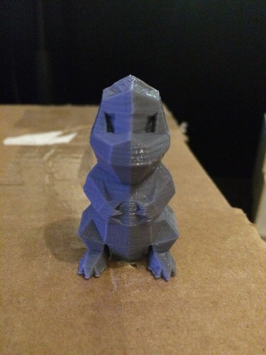 Low Poly Pokemon  3D Print 9395