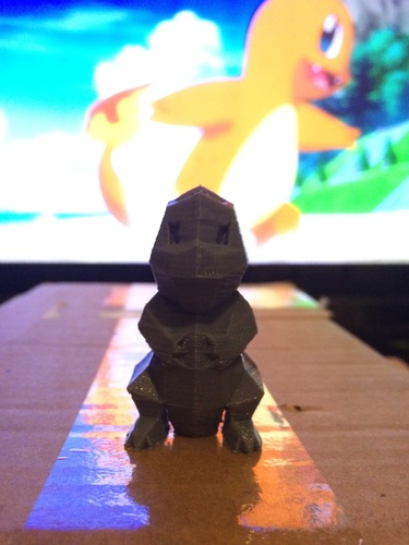Low Poly Pokemon  3D Print 9396