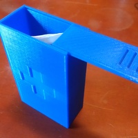 Small Bandage Box 3D Printing 9402