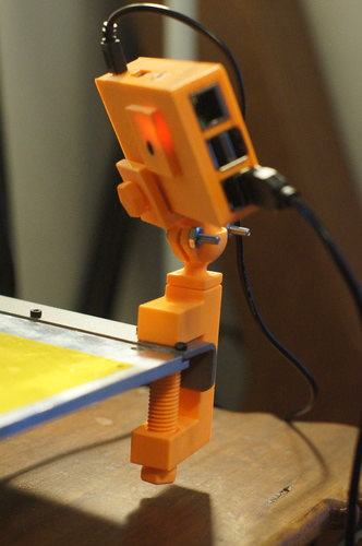Universal Dovetail Mounts and Clamps 3D Print 9404