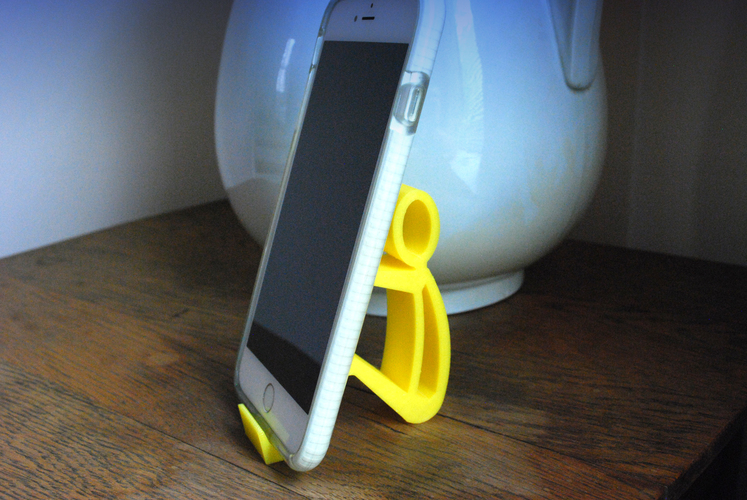 Phone holder Phone stand 3D Print 9602