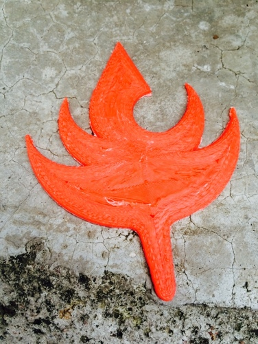 Fire Lord headpiece 3D Print 961