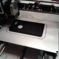 Small iPhone 5s Standard Case  3D Printing 9754