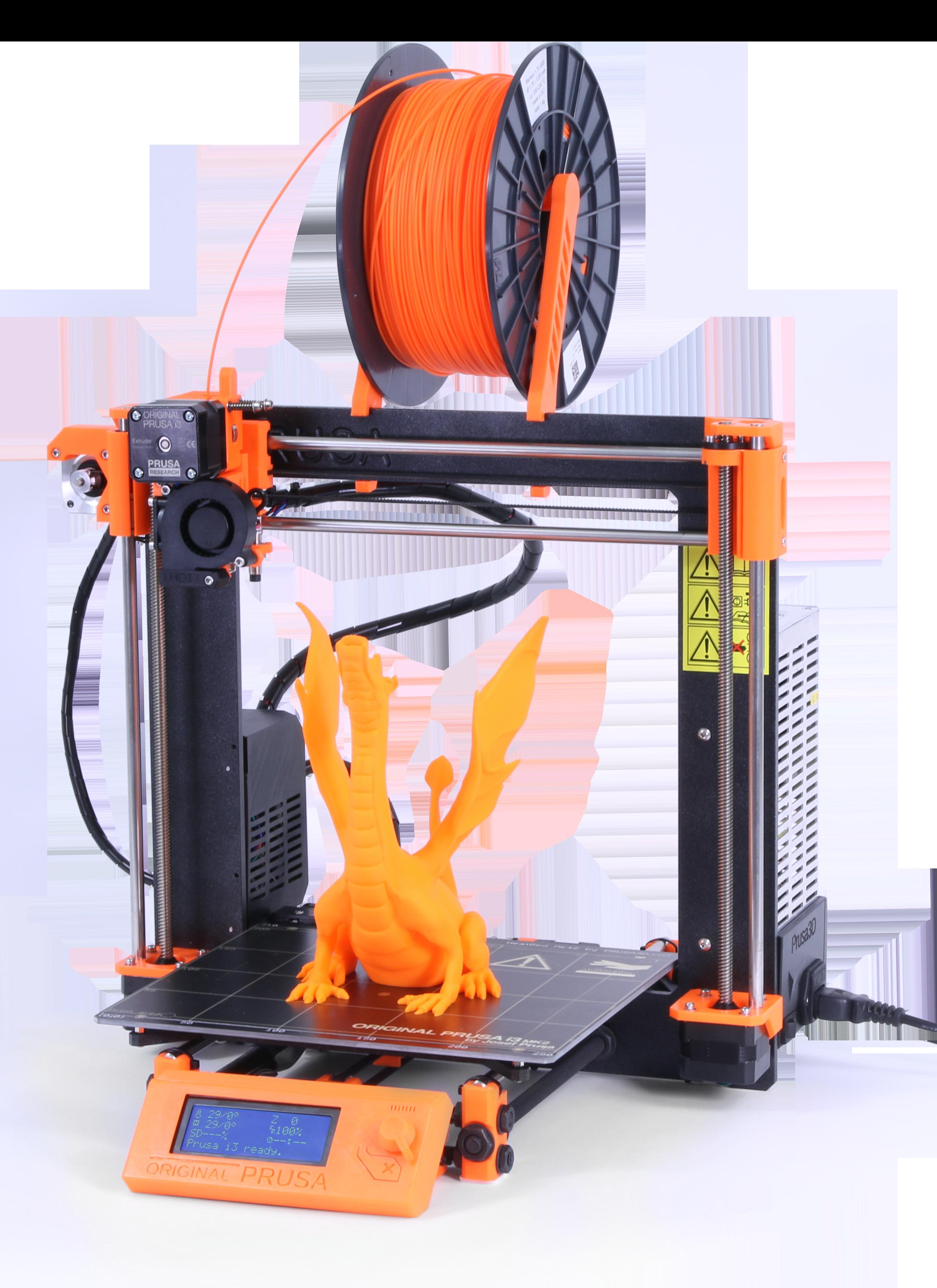 Original Prusa I3 MK2 3D Printer Reviews & Specs