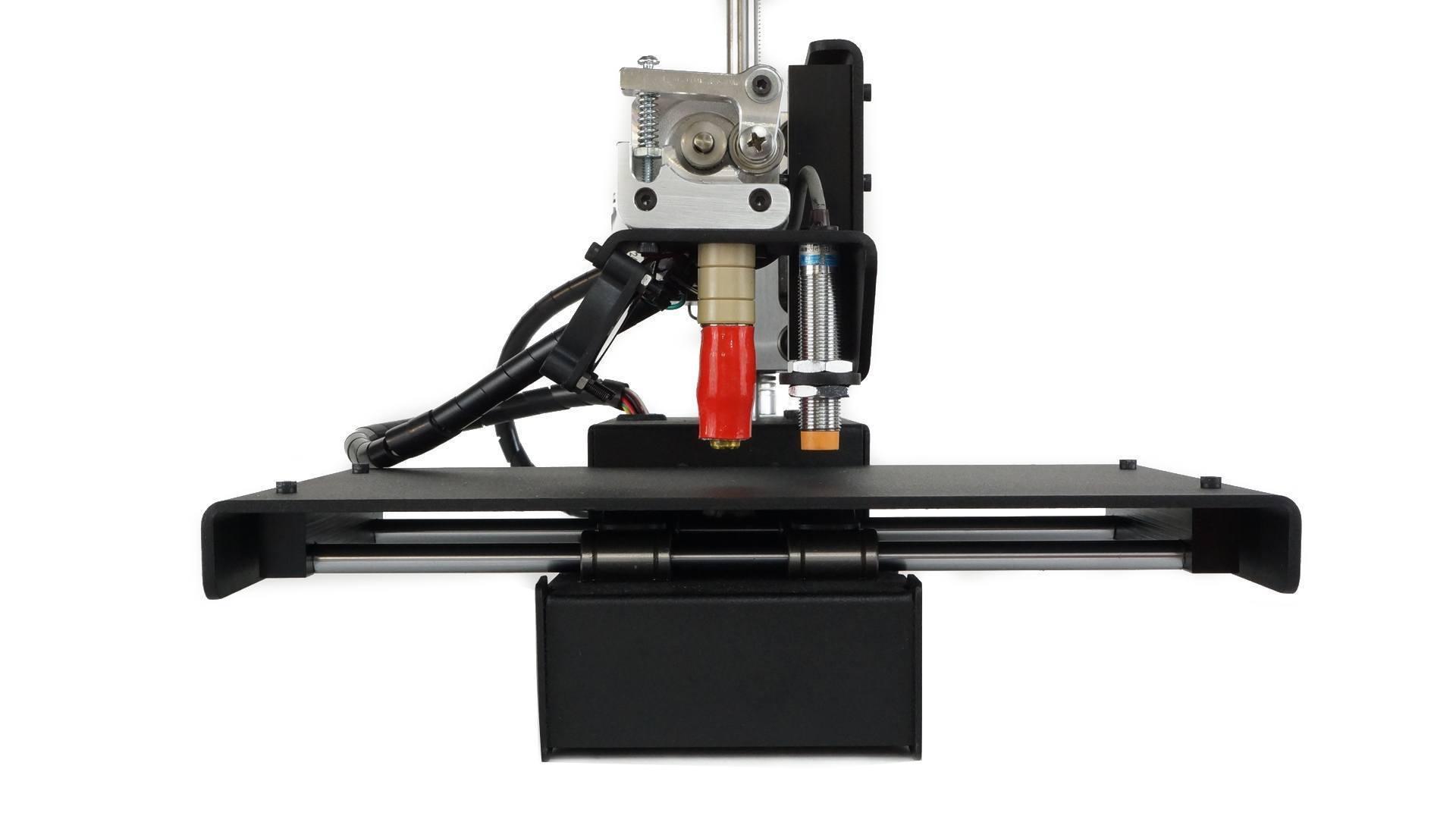 printrbot simple metal kit 3d printer reviews specs pinshape