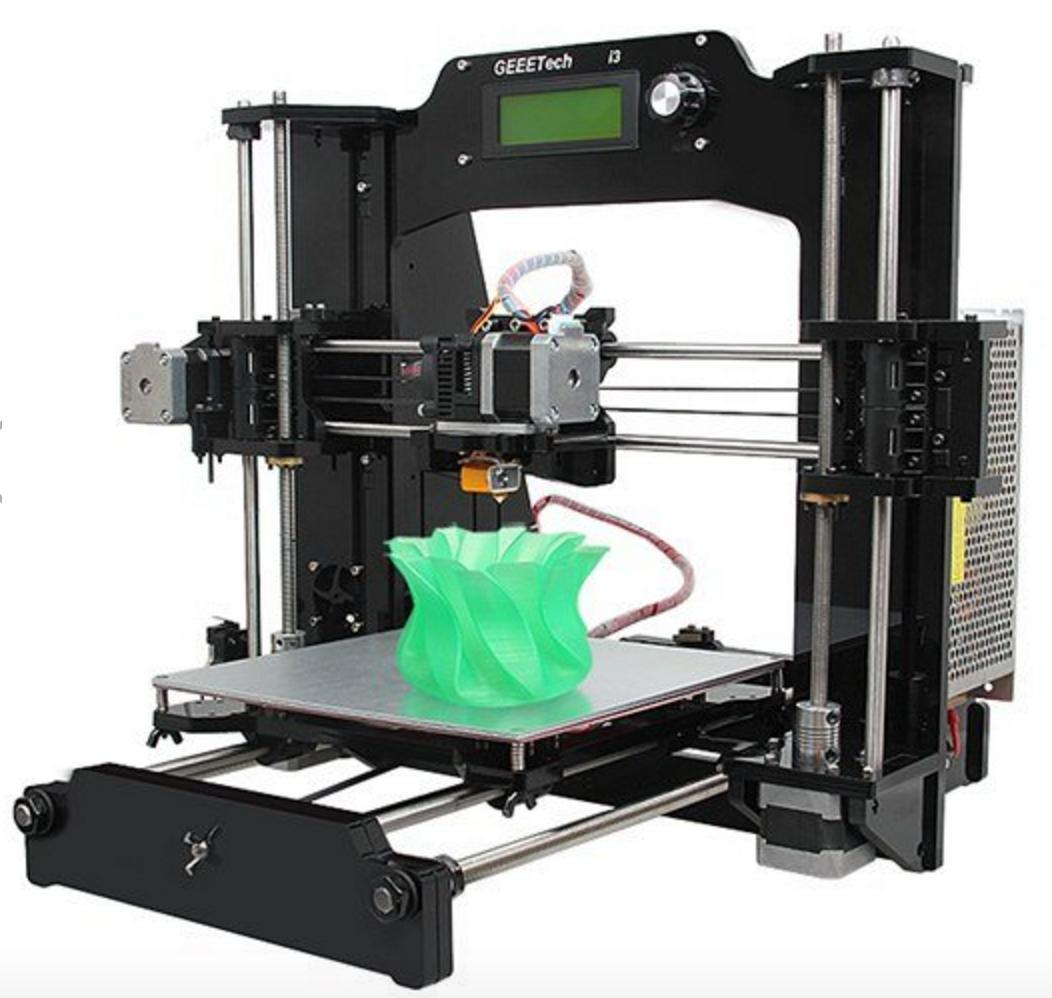Geeetech Prusa I3 X 3D Printer Reviews & Specs | Pinshape