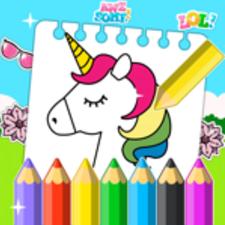 UPDATE Unicorn Coloring Book 2020 Hack Mod APK Get ...